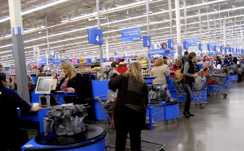 Wal-Mart Raises Hourly Wage to $11 in Wake of TaxOverhaul
